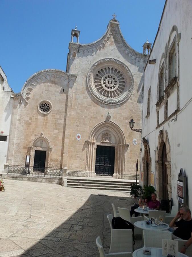 Kathedrale von Ostuni