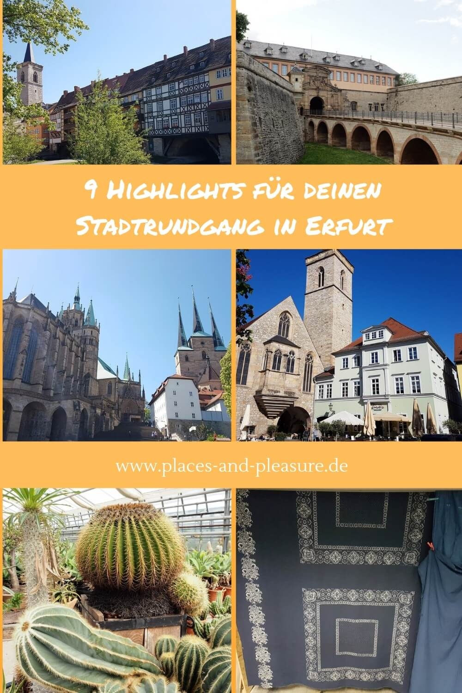 Werbung|Bloggerreise // Auf Städtereise in Erfurt. 9 Dinge, die du dort unbedingt unternehmen solltest. Tipps zu Sehenswürdigkeiten, Restaurants. #Erfurt #Thüringen #Städtereise #Reisetipps