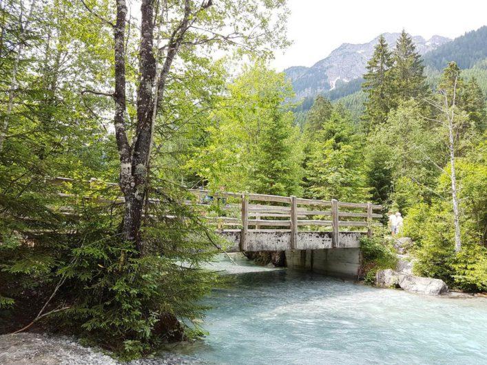 Brücke über den Kleinarlbach