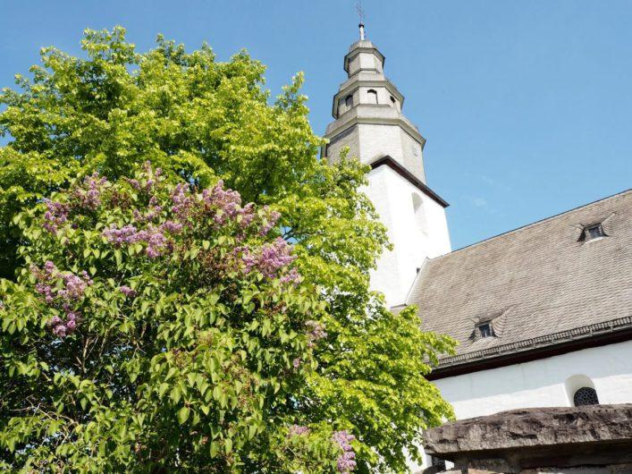 Kirche in Wormbach im Sauerland