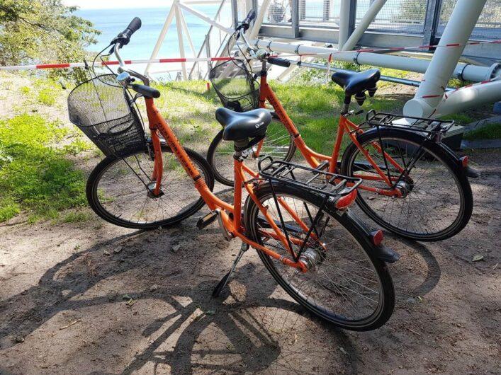 Mieträder für die Radtour auf Usedom