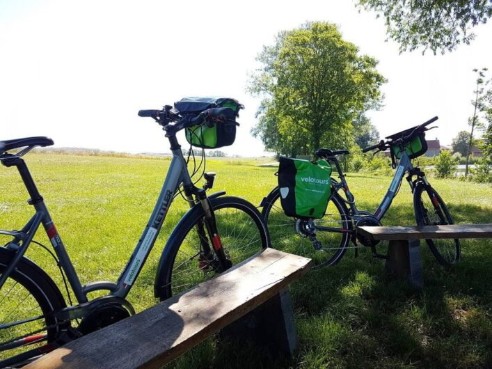 Radreise auf dem Altmühltalradweg