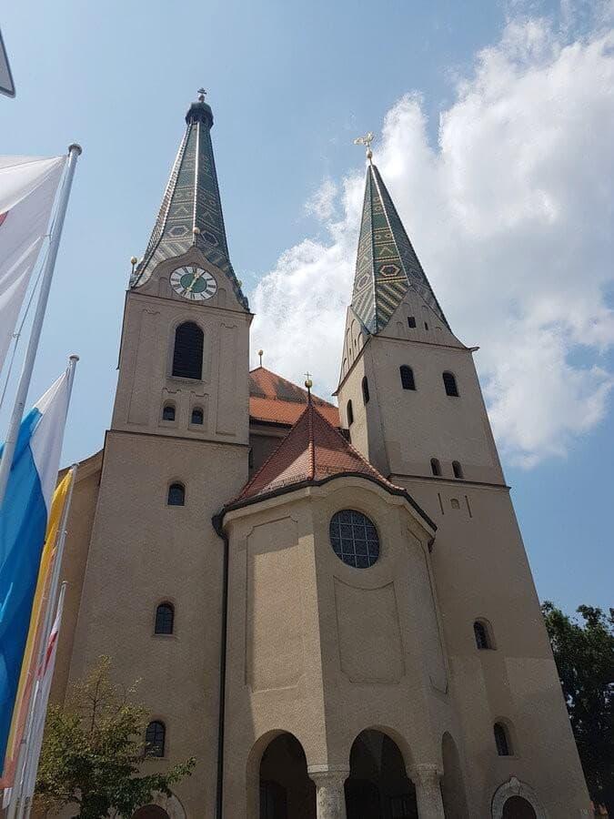 Kirche St. Walburga in Beilngries