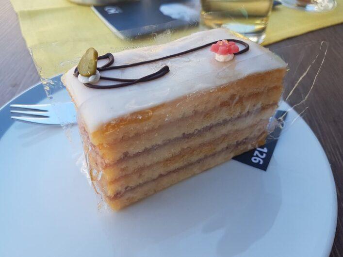 Kuchen im Café Fuchs in Eichstätt