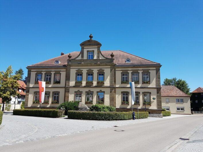 Rathaus von Herrieden