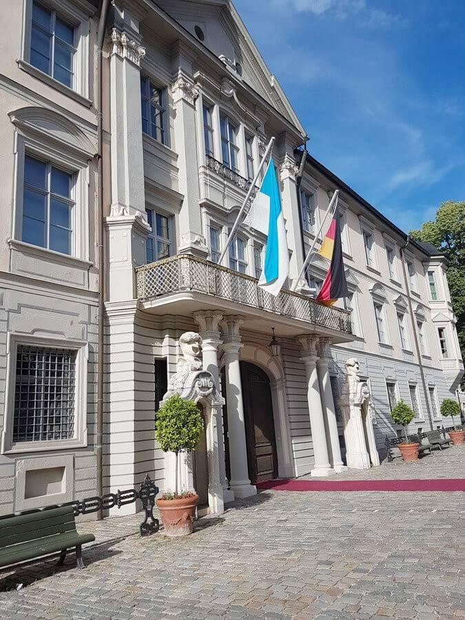 Fürstbischöfliche Residenz Eichstätt