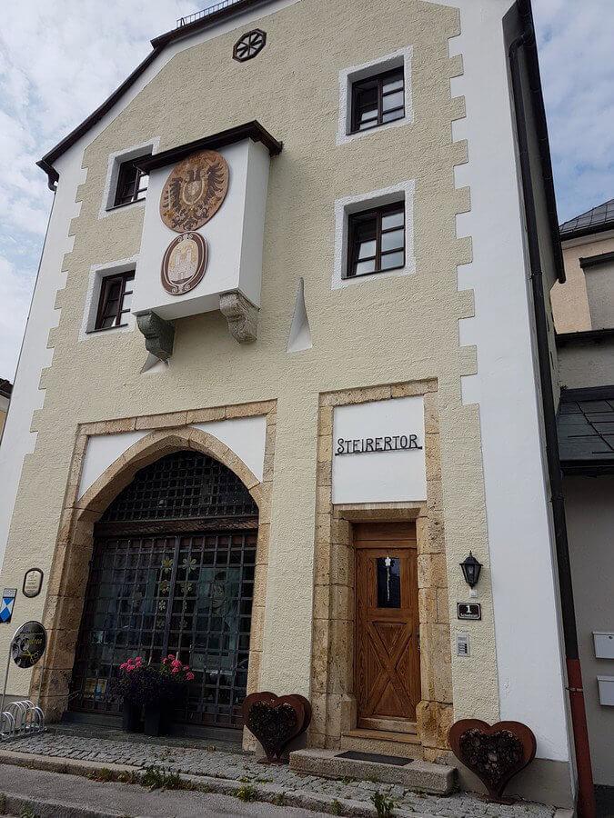 Steirertor in Radstadt