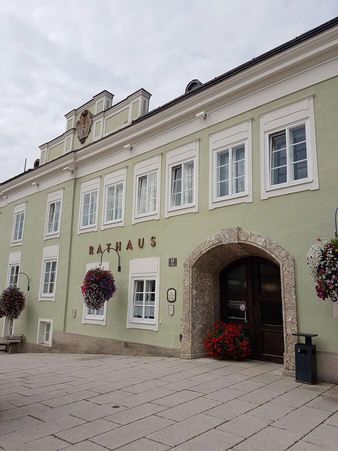 Rathaus von Radstadt