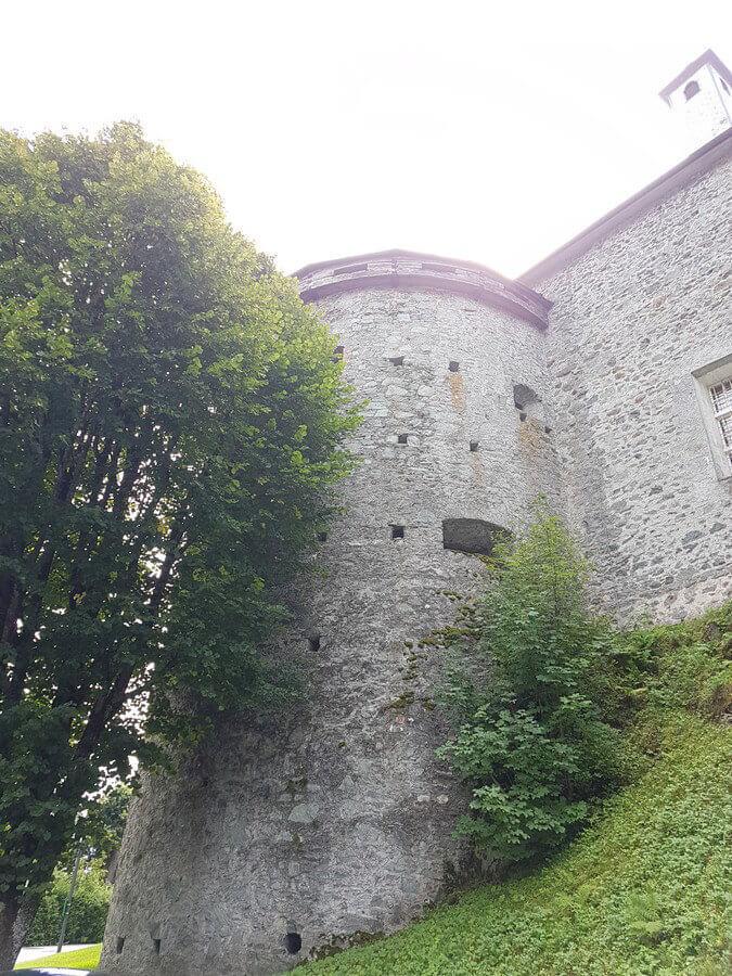 Turm in der Stadtmauer von Radstadt