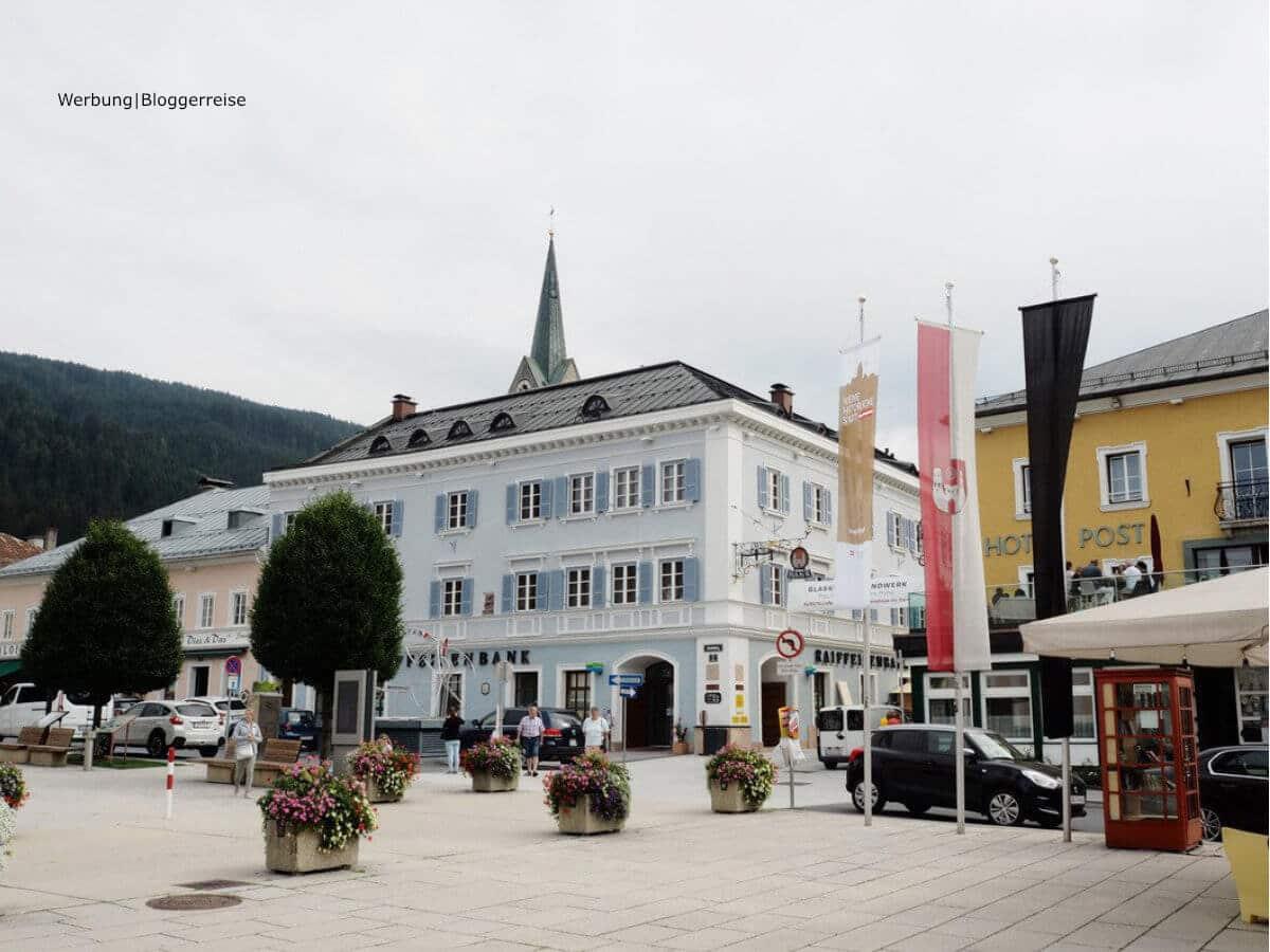 Kleine historische Städte in Österreich: Unterwegs in und um Radstadt