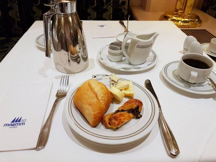 Frühstück im Maritim Hotel München