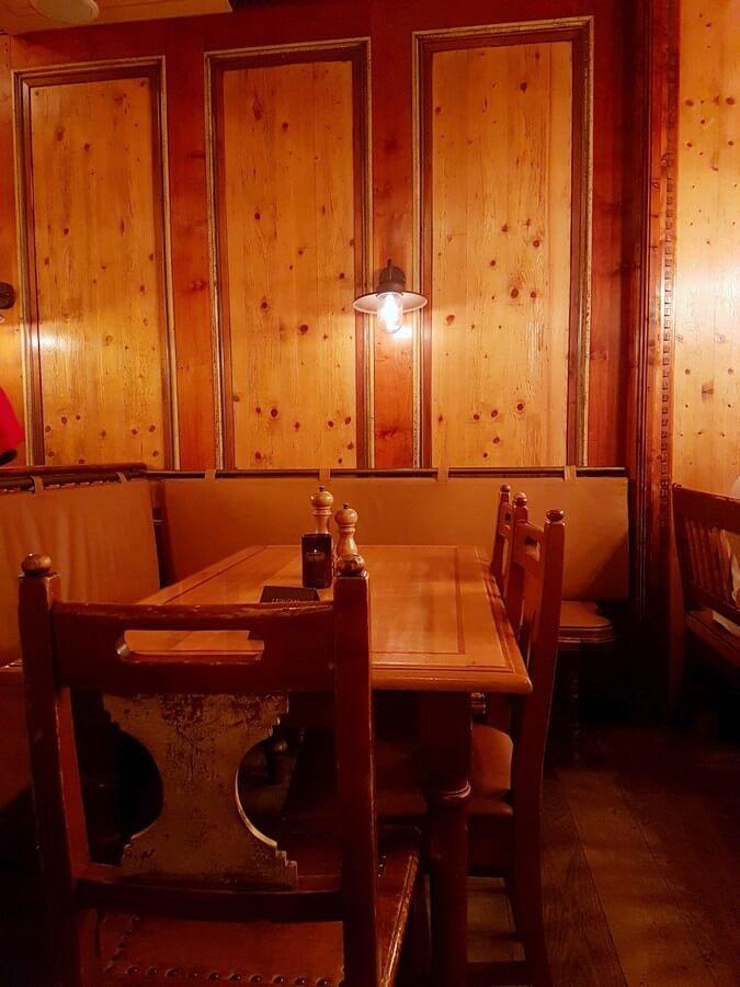Gastraum im Ayinger am Platzl