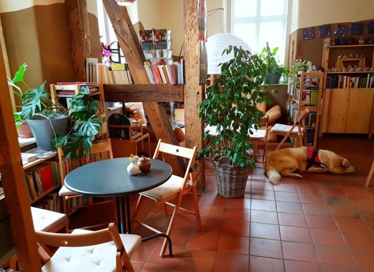 Café der D8