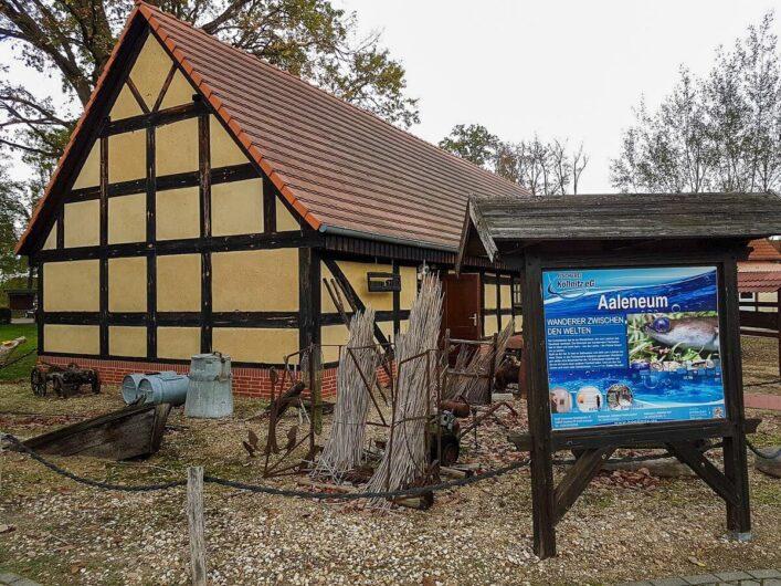Fischereimuseum und Aaleneum