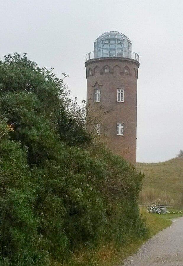 Peilturm auf Kap Arkona