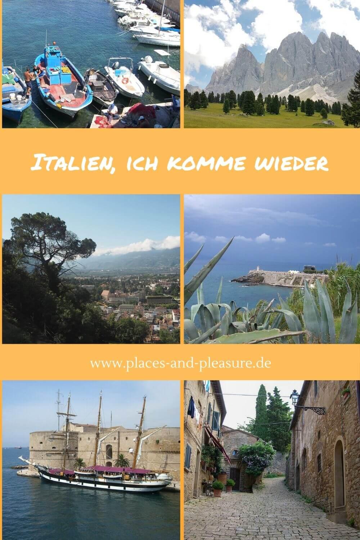 Südtirol, Toskana, Apulien – 3 traumhafte Regionen, die es zu entdecken lohnt. Und nicht nur wegen ihnen heißt es für mich: Italien, ich komme wieder. #Italien #Reiseziele #Reisetipps