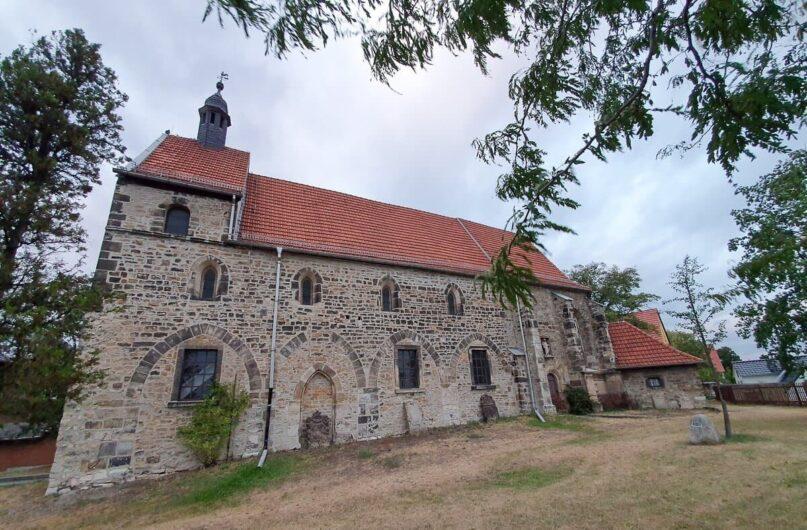 Kirche in Berugwerben