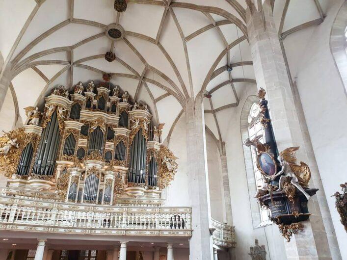 Ladegastorgel im Merseburger Dom