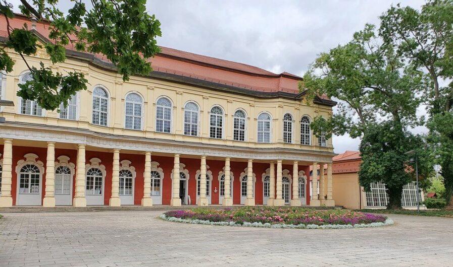 Orangerie von Schloss Merseburg