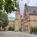 Blick auf den Merseburger Dom