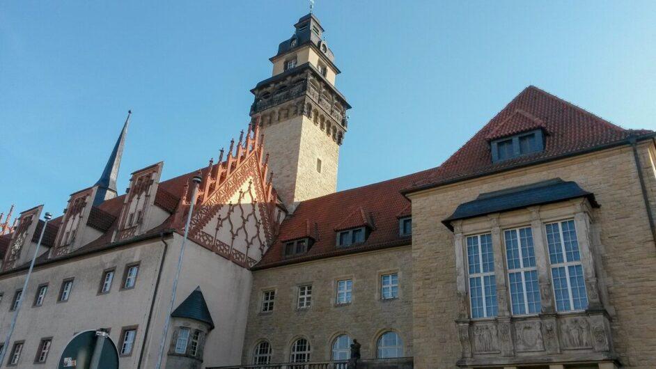 Rathausturm Zeitz