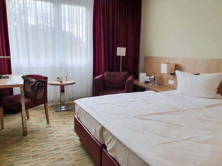 Doppelzimmer im Welcome Hotel Paderborn