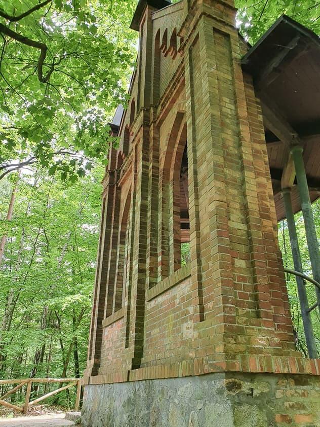 Brunnenkapelle in Bad Freienwalde