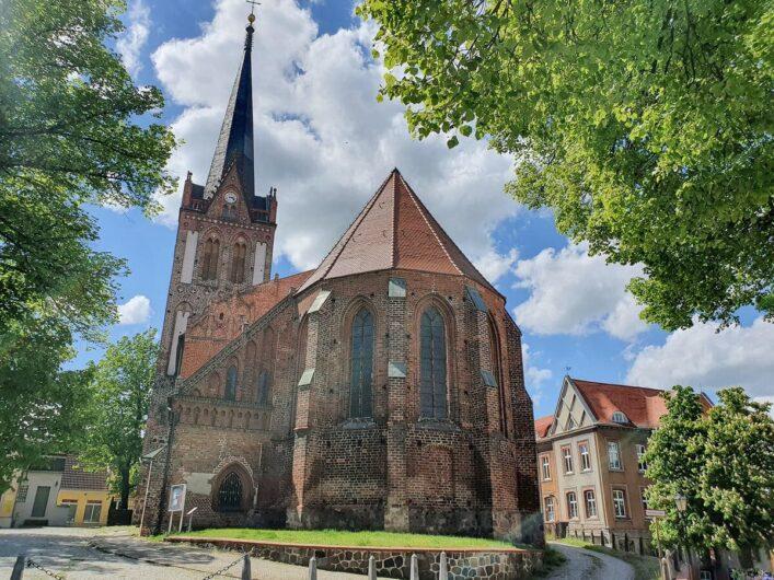 Kirche St. Nikolai in Bad Freienwalde