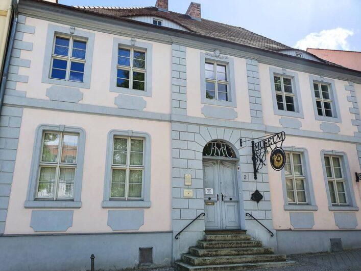 das Oderlandmuseum in Bad Freienwalde