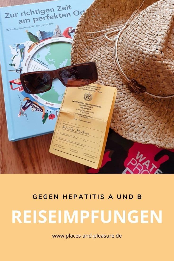 """Anzeige / """"In freundlicher Kooperation mit GlaxoSmithKline"""" Auch auf Reisen ist es wichtig, sich vor möglichen Krankheiten zu schützen. Die richtigen Reiseimpfungen sind dabei besonders wichtig – und zwar nicht nur bei Fernreisen. So ist die Impfung gegen Hepatitis auch bei Reisen ans Mittelmeer und durch Osteuropa eine gute Idee. #Reiseimpfung #Impfung #Reisegesundheit #Hepatitisimpfung #sponsoredbyGSK"""