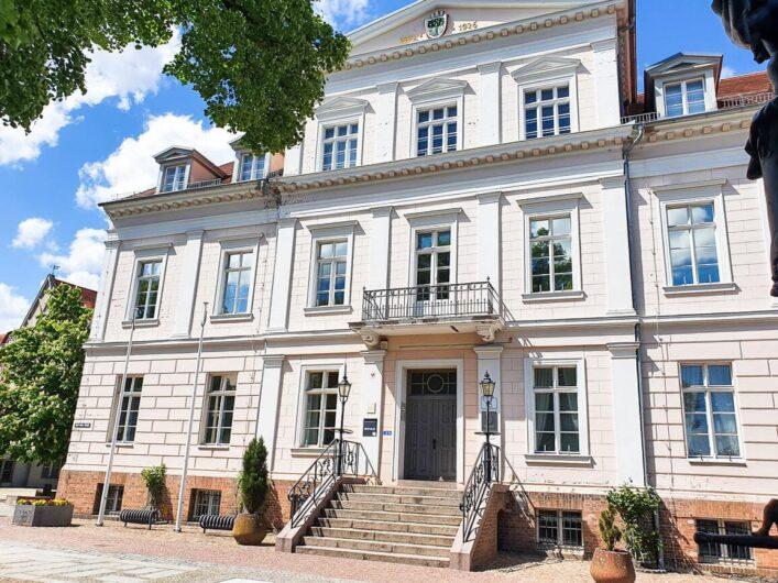Rathaus von Bad Freienwalde