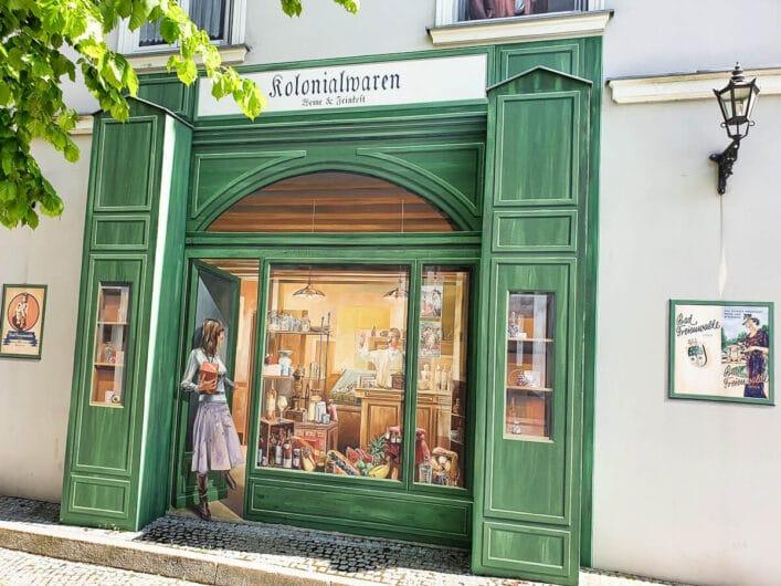 Streetart in Bad Freienwalde