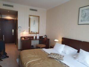 Doppelzimmer im Hotel Devin Bratislava