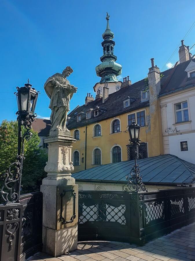 Michaelertor in Bratislava