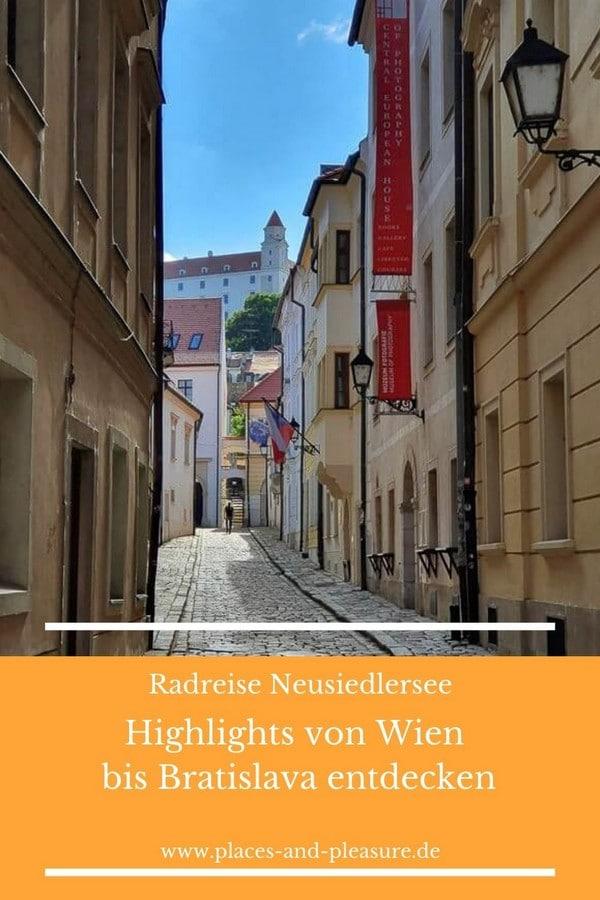 Werbung | Radurlaub in Österreich mit k.u.k.-Charme, hübschen Weinorte und ganz besondere Naturerlebnisse erlebst du auf der Radreise Neusiedlersee.