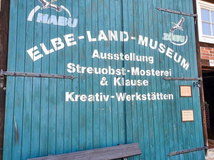 Tor des Elbe-Land-Museums