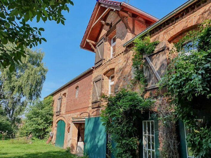 Gästehaus des Kunsthof Dahrenstedt