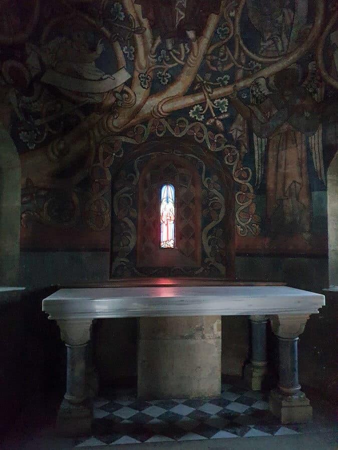 Fresken im Hartberger Karner